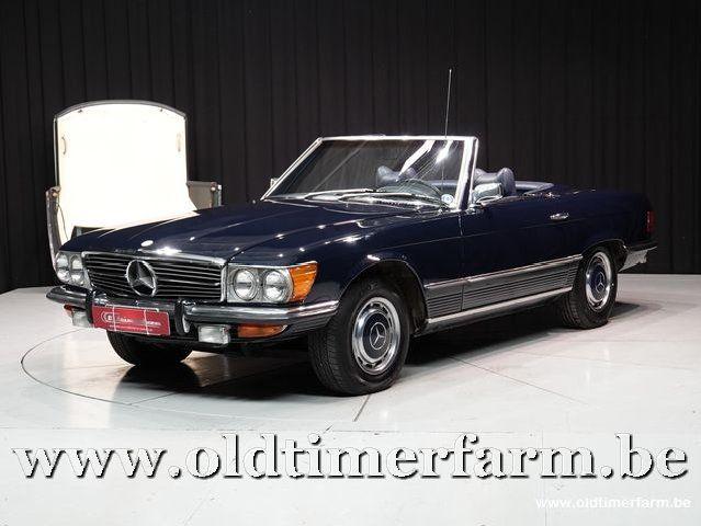 Mercedes-Benz 350SL 4,5L R107 '72