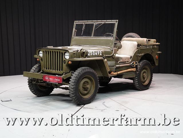 Willys Jeep MB43 '43