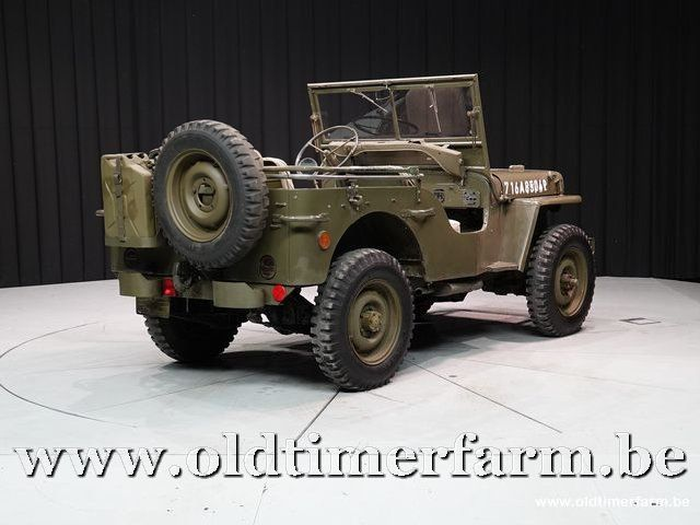 Willys Jeep MB43