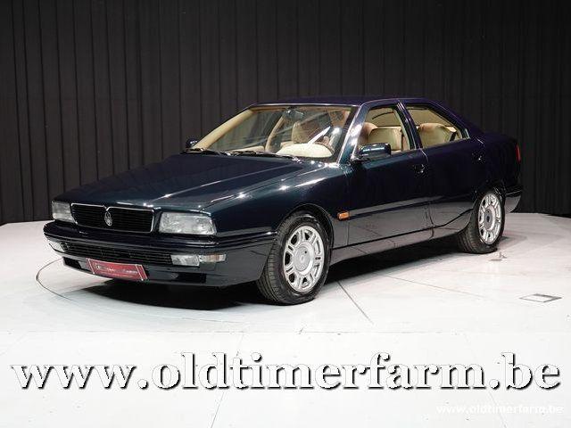 Maserati Quattroporte 2.8 V6 Biturbo