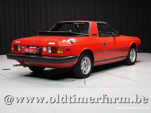 Lancia Beta 2000 Spyder