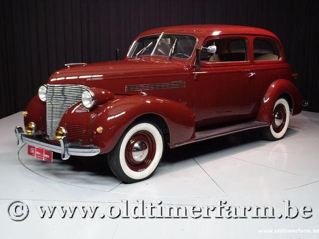 Chevrolet Master Model 490 '39