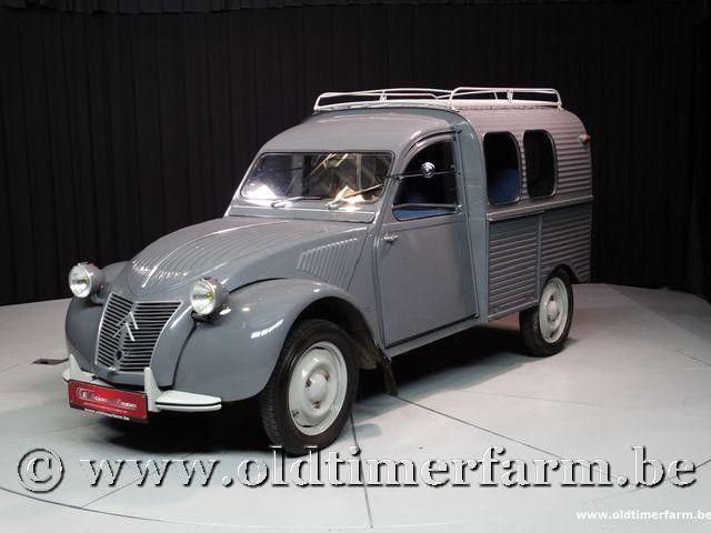 Citroën 2CV AZU 250 '59