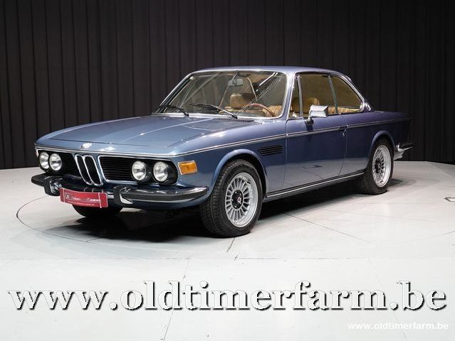 BMW 3.0CS '75 (1975)