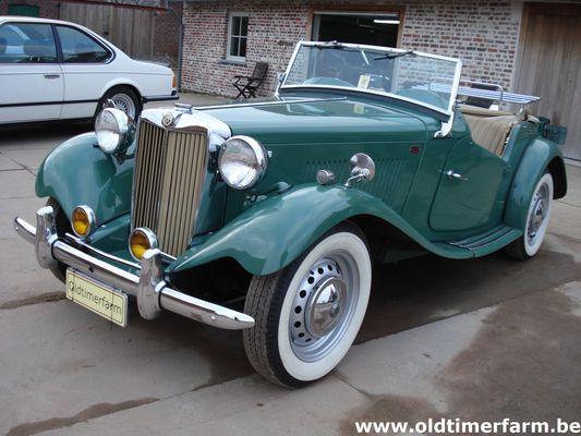 MG TD MkII (1951)