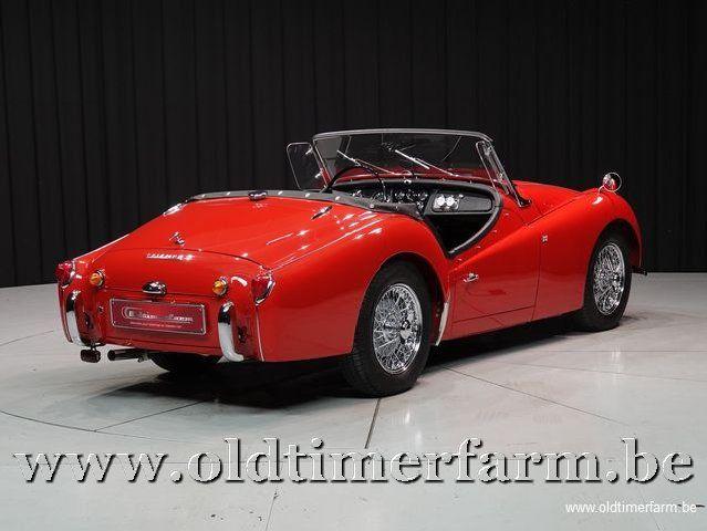 Triumph TR3 A '60 (1960)