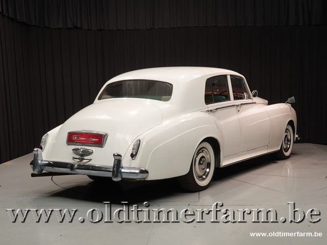 Bentley S2 ''Rolls-Royce Silver Cloud look'' '60 (1960)