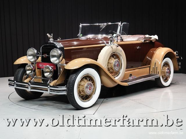 Buick 8/64 Roadster '31