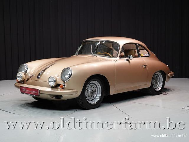 Porsche 356B Coupé Super 90