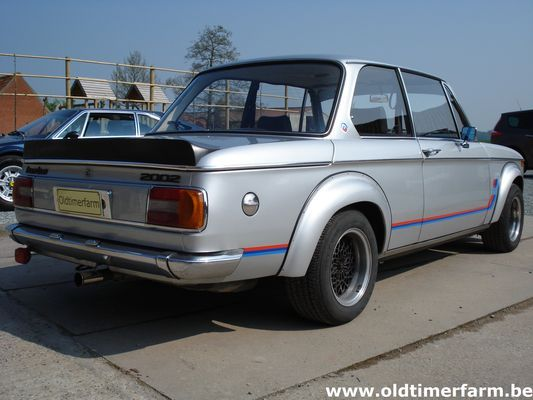 bmw 2002 turbo 1974 vendue ref 584. Black Bedroom Furniture Sets. Home Design Ideas