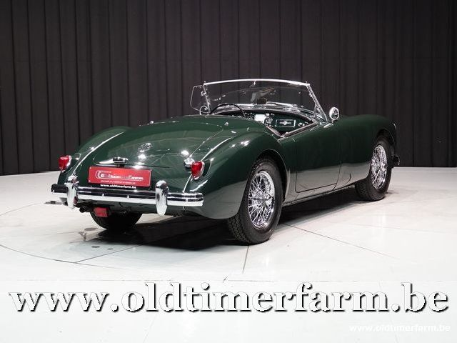 MG A 1500 Roadster British Racing Green