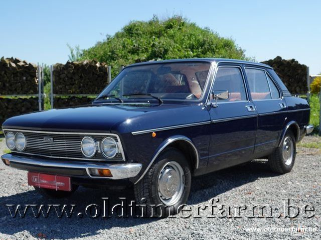 Fiat 132 1800 Special