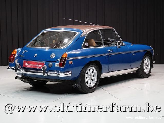 MG B GT V8 Costello