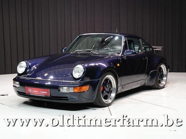 Porsche 911 964 3.6 Turbo 'Bad Boy' '93 (1993)