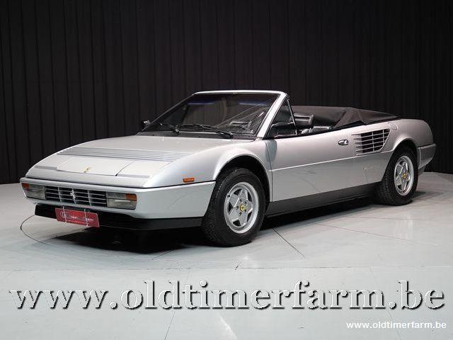 Ferrari Mondial Cabriolet '86 (1986)