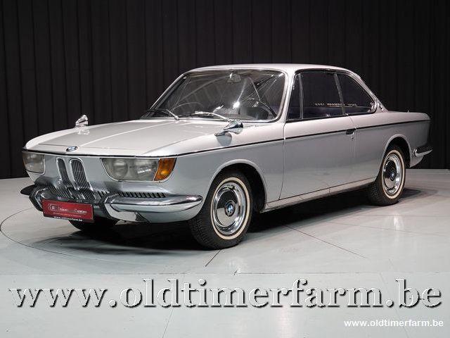 BMW 2000CS '70 (1970)
