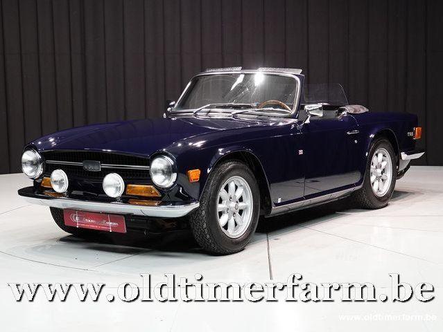 Triumph TR6 '69 (1969)