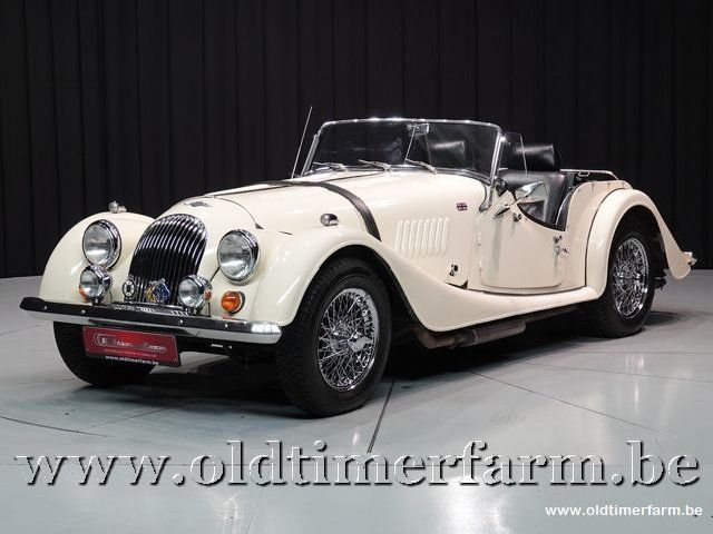Morgan 4/4 2-seater '82