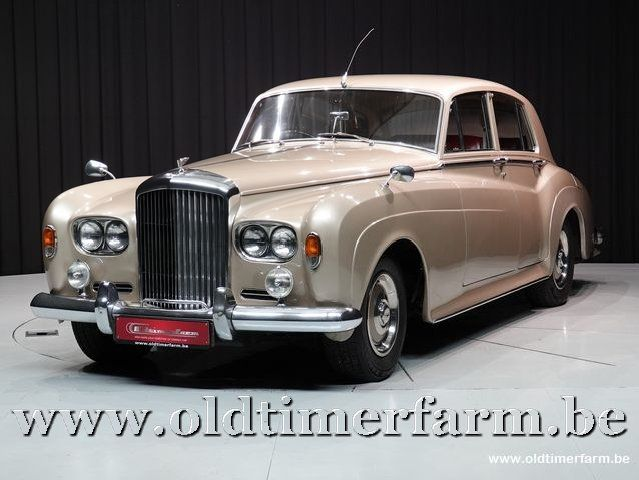 Bentley S3 Saloon