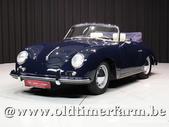 Porsche 356A T1 Cabriolet