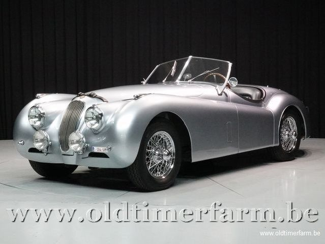 Jaguar XK120 Open Two Seater '52