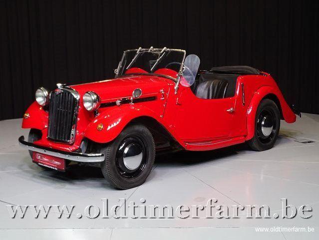Singer 4AD Cabriolet '53