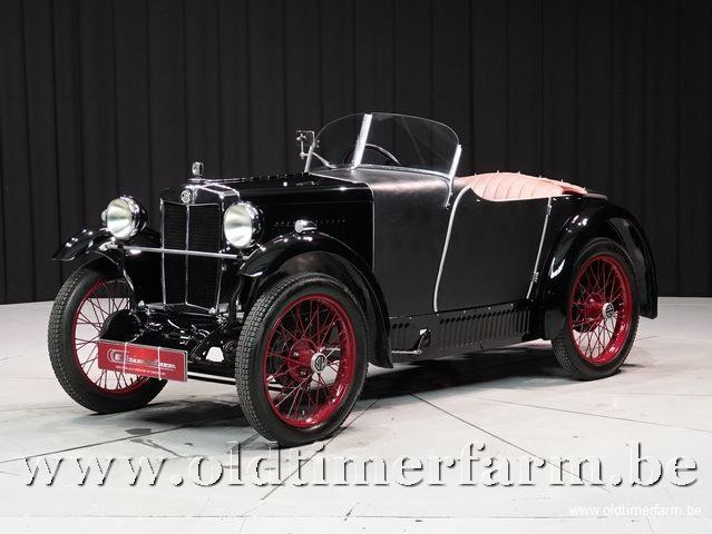 MG  Midget M-Type '29 (1929)
