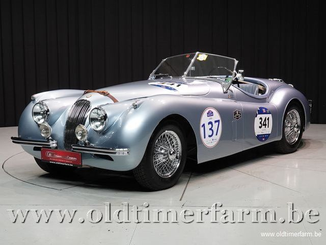 Jaguar XK120 Open Two Seater '54