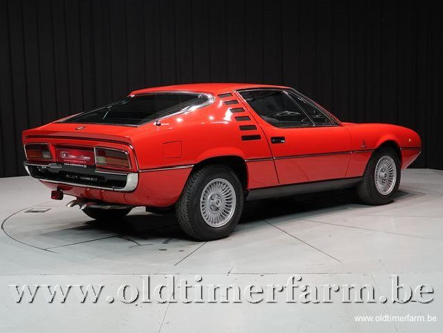 Alfa Romeo Montreal Orange-red