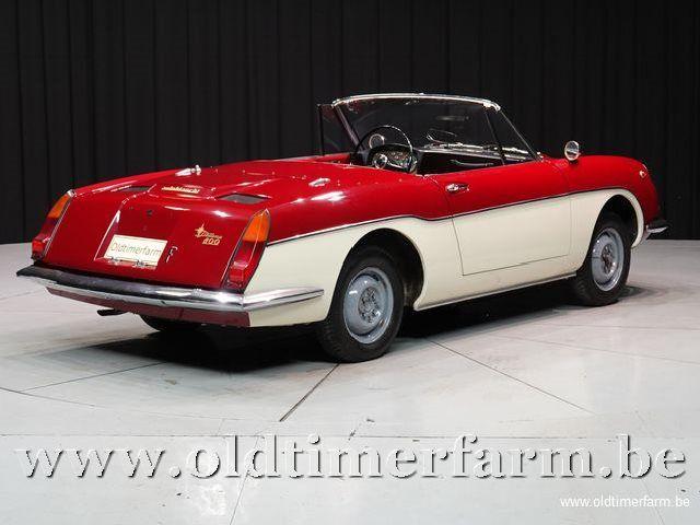Autobianchi Stellina 800 '65 (1965)