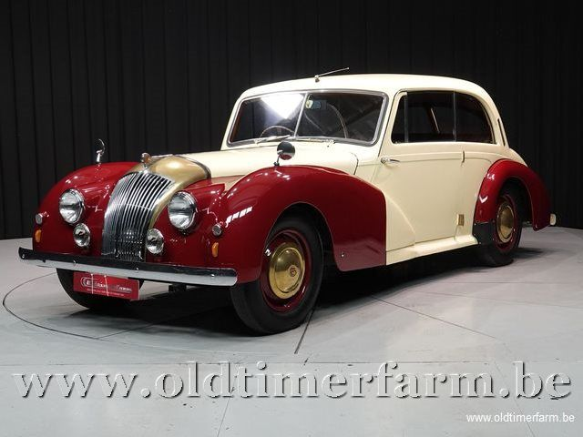 AC Two Litre '48