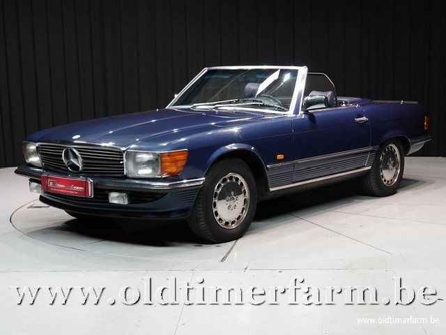 Mercedes-Benz 500SL R107  '85 (1985)
