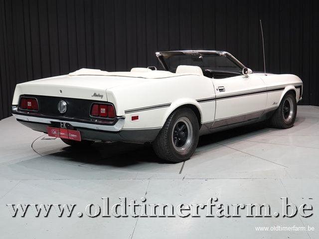 Ford Mustang Convertible V8 '73 (1973)