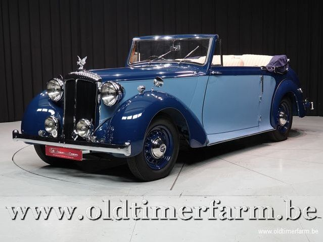 Daimler DB18 2500 Convertible '39