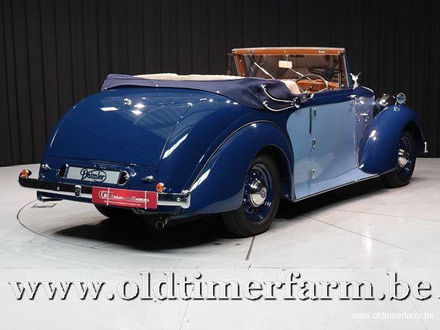 Daimler DB18 2500 Convertible