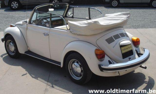 Volkswagen Käfer Cabriolet US vk (1979)