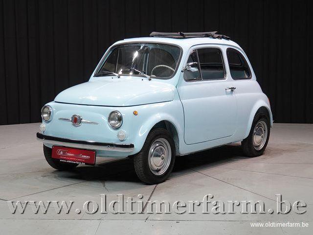 Fiat 500F '67