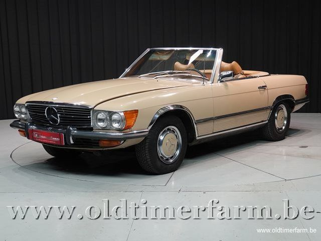 Mercedes-Benz 450SL R107 '73