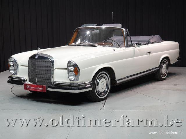 Mercedes-Benz 220SE '64