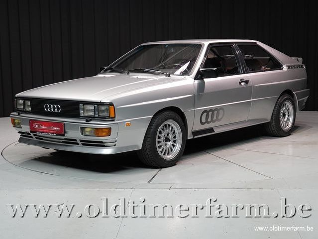 Audi Quattro Turbo '82