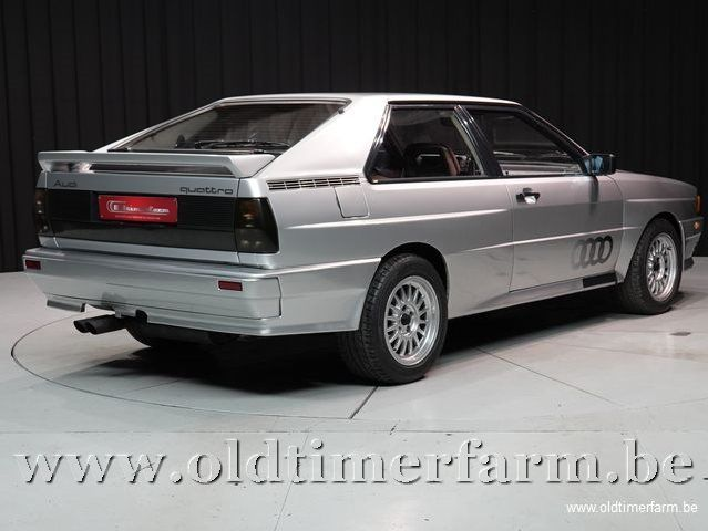 Audi Quattro Turbo '82 (1982)
