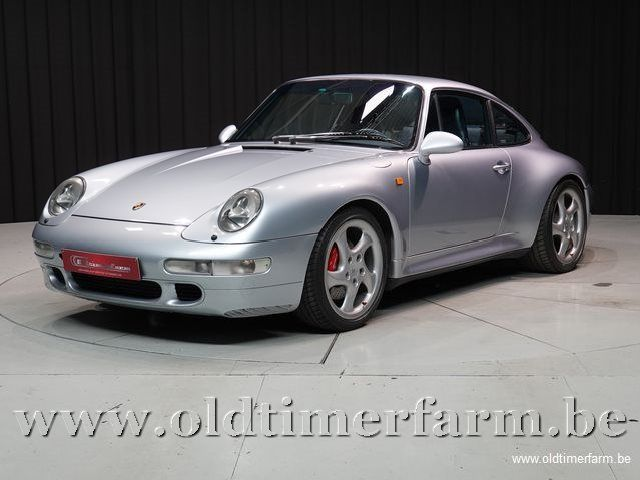 Porsche 911 993 Carrera 4S Grey '95