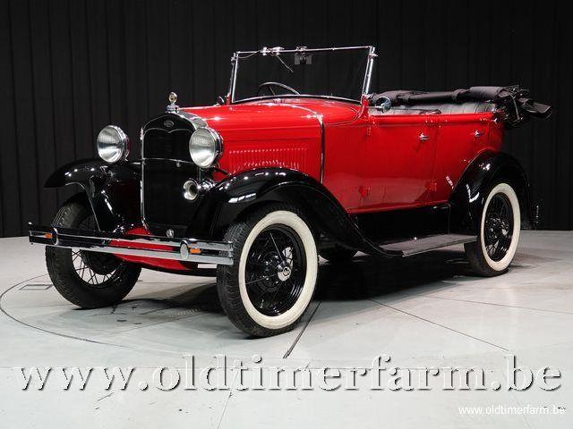 Ford A Pheaton Torpedo '29