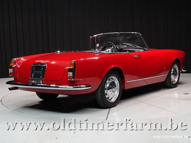 Alfa Romeo 2600 Spider by Touring '66 (1966)