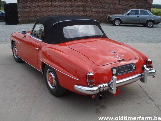Mercedes-Benz 190 SL (1961)