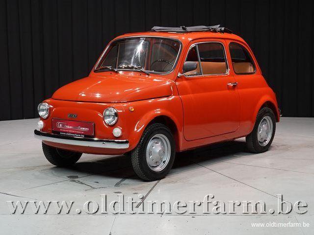 Fiat 500R