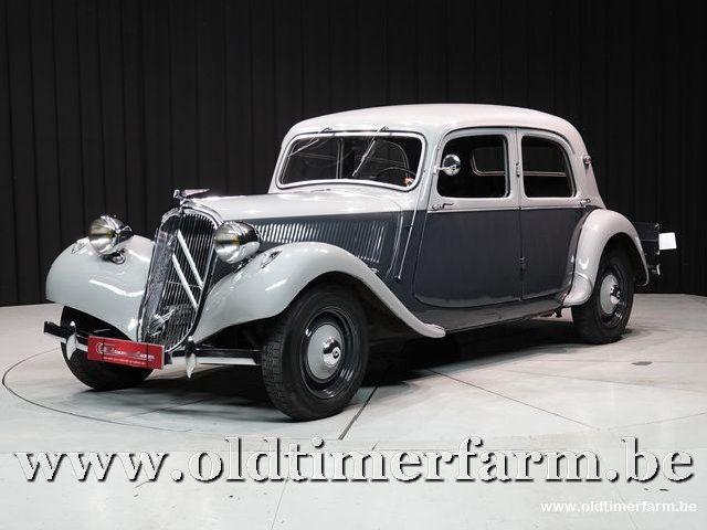 Citroën Traction 11BL '52 (1952)