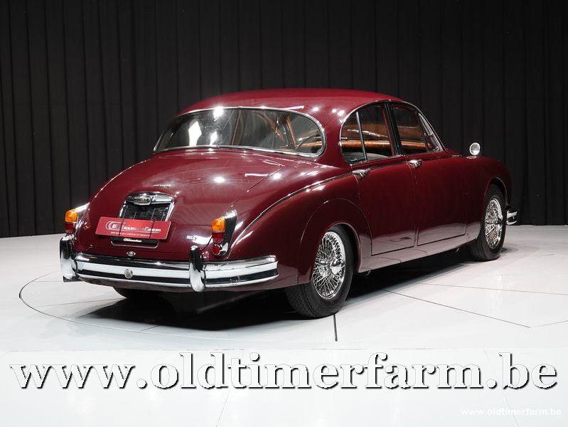Jaguar MK II 2.4 Litre