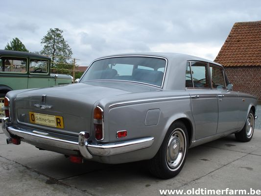 Rolls Royce Silver Shadow (1976)