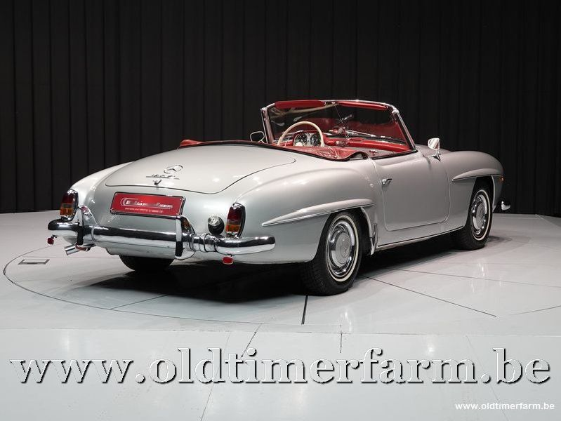 Mercedes-Benz 190SL Grey '58 (1958)